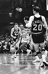 21 MAR 1964: UCLA guard Walt Hazzard (42) during the NCAA Final Four Men's Basketball National Championships held in Kansas City, MO. at Municipal Auditorium. UCLA defeated Duke 98-83 for the title. Photo Copyright Rich Clarkson