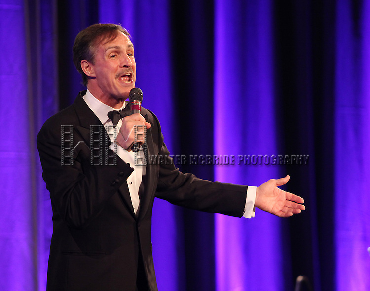 Howard McGillin.performing at the Signature Theatre Stephen Sondheim Award Gala honoring Patti Lupone at the Embassy of Italy in Washington D.C. on 4/16/2012.