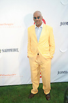 Danny Simmons Attends Russell Simmons' 12th Annual Art for Life East Hampton Benefit, NY 7/30/11