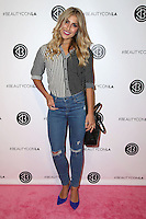 LOS ANGELES, CA - JULY 09: Emma Slater at the 4th Annual Beautycon Festival Los Angeles at the Los Angeles Convention Center on July 9, 2016 in Los Angeles, California. Credit: David Edwards/MediaPunch