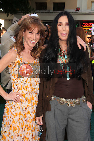 Kathy Griffin, Cher<br />