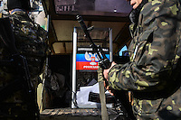 Elections in Donetsk