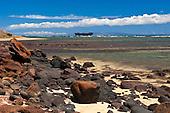 Shipwreck Beach, Lana'i