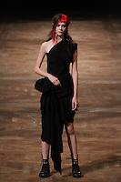 OCT 02 YOHJI YAMAMOTO at Paris Fashion Week