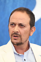 Actor Luis Callejo attends a photocall for the movie 'Tarde Para La Ira' (The Fury Of A Patient Man) presented in the 'Orizzonti' selection at the 73rd Venice Film Festival on September 2, 2016 at Venice Lido<br /> CAP/GOL<br /> &copy;GOL/Capital Pictures /MediaPunch ***NORTH AND SOUTH AMERICAS ONLY***