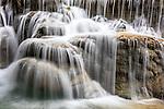Luang Prabang Province, Laos , Kuang Si Falls