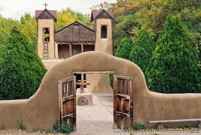 Chimayo New Mexico Which