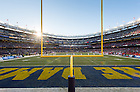 Dec. 28, 2013; 2013 Pinstripe Bowl in Yankee Stadium.<br /> <br /> Photo by Matt Cashore