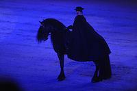 CULTUUR: LEEUWARDEN: 14-01-2015, FRI(E)SIAN PROMS, Zorro, ©foto Martin de Jong