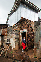 Nairobi NGO work