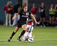 Stanford Women's Soccer vs. Boston University, September 7, 2012