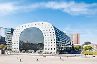 Markthall in Rotterdam by MVRDV