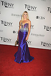 Laura Bell Bundy attends th 66th Annual Tony Awards on June 10, 2012 at The Beacon Theatre in New York City.