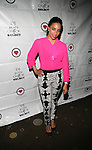 Gina Attends The 4th Annual Beauty and the Beat: Heroines of Excellence Awards Honoring Outstanding Women of Color on the Rise Hosted by Wilhelmina and Brand Jordan Model Maria Clifton Held at the Empire Room, NY 3/22/13