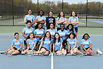 5-9-16, Skyline High School girl's junior varsity tennis team