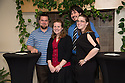 Leslie Bradbury, second from left. Class of 2013 dinner.