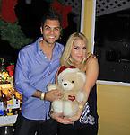 Christmas 2012 - Erik Valdez & Kristen Alderson - General Hospital