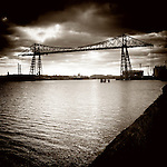 Middlesborough Transporter Bridge