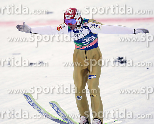 16.03.2012, Planica, Kranjska Gora, SLO, FIS Ski Sprung Weltcup, Einzel Skifliegen, im Bild Robert Kranjec (SLO),  during the FIS Skijumping Worldcup Individual Flying Hill, at Planica, Kranjska Gora, Slovenia on 2012/03/16. EXPA © 2012, PhotoCredit: EXPA/ Oskar Hoeher