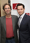 Danny Rubin and Andrew Call attends The New Dramatists' 68th Annual Spring Luncheon at the Marriott Marquis on May 16, 2017 in New York City.
