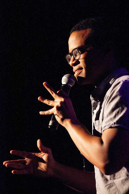 Jordan Carlos - Uncorked Comedy at City Winery - March 22, 2012