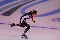 SCHAATSEN: CALGARY: Olympic Oval, 10-11-2013, Essent ISU World Cup, Christine Nesbitt (CAN), ©foto Martin de Jong