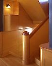 Design: Winton Scott Architects.Dodge-Morgan Res.Snow Island, Me