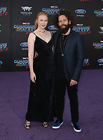 HOLLYWOOD, CA - April 19: Molly Quinn, Guest, At Premiere Of Disney And Marvel's &quot;Guardians Of The Galaxy Vol. 2&quot; At The Dolby Theatre  In California on April 19, 2017. <br /> CAP/MPI/FS<br /> &copy;FS/MPI/Capital Pictures