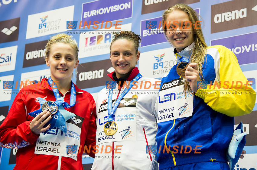 HOSSZU Katinka HUN Gold Medal CR<br />