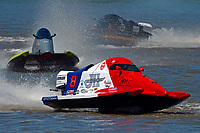 Jeremiah Mayo, (#8) and Andy Versace, (#28)        (SST-45 class)