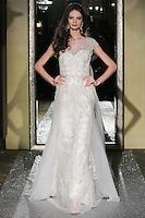 New York Bridal Fashion Week Fall 2015