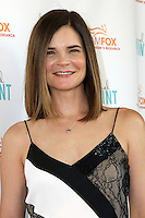 STUDIO CITY, CA - JULY 27: Betsy Brandt  at Raising The Bar To End Parkinson's at Laurel Point on July 27, 2016 in Studio City, California. Credit: David Edwards/MediaPunch