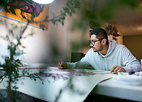 Carlos Alanis, grafitti artist, Mexico City