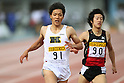 Ryota Yamagata (JPN), .MAY 6, 2012 - Athletics : .SEIKO Golden Grand Prix in Kawasaki, Men's 100m .at Kawasaki Todoroki Stadium, Kanagawa, Japan. .(Photo by Daiju Kitamura/AFLO SPORT) [1045]
