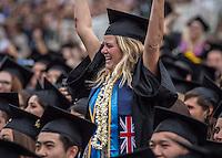 UCSB Commencement, 2016 Social Sciences 2 Ceremony 9am 6_12_16