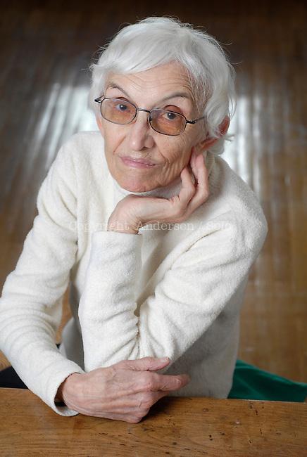 Annie Saumont (1927-2017)