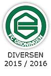 DIVERSEN 2015 - 2016