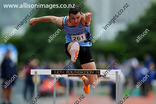 AI120515 Dunedin-Athletics, Otago Secondary Schools Athletic Championships 28 February 2015