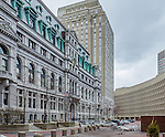 """The Suffolk County Courthouse, also known as the """"John Adams Courthouse"""", Boston, Massachusetts, USA"""