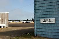 Bandon Airport, Bandon Oregon