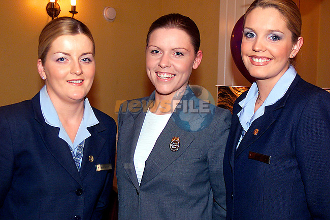 Maragaret O Neill, Susan Lyuch and Michelle O Keffe...Pic Tony Campbell/Newsfile