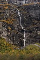 Waterfall, Møre og Romsdal, Norway