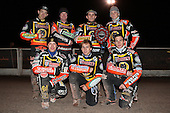 Elite Shield Winners Wolves - Lakeside Hammers vs Wolverhampton Wolves, Elite Shield Speedway at the Arena Essex Raceway, Purfleet - 26/03/10 - MANDATORY CREDIT: Rob Newell/TGSPHOTO - Self billing applies where appropriate - 0845 094 6026 - contact@tgsphoto.co.uk - NO UNPAID USE.