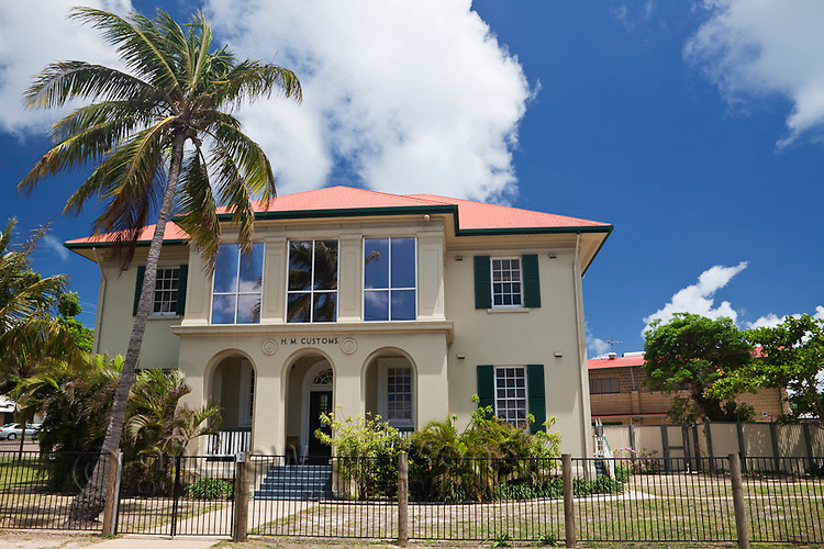 The historic Customs House.  Thursday Island, Torres Strait Islands, Queensland, Australia