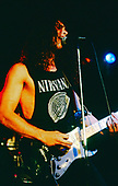 Soundgarden; Chris Cornell; 1989<br /> Photo Credit: David Plastikl\AtlasIcons.com