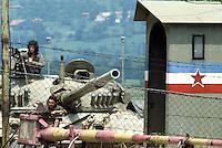 Guerra in Slovenia