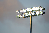 Stadium Lights, Night.