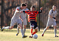 Syracuse University vs Georgetown University, NCAA Tournament, Sunday November 25, 2012