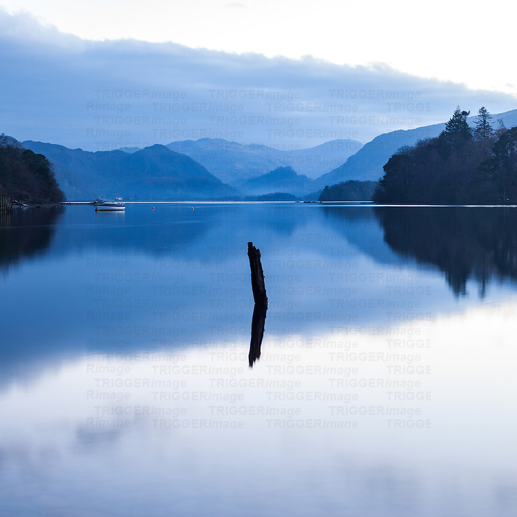 Derwent Water, Lake District, Cumbria, UK
