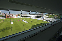 A view from the media centre ahead of Middlesex CCC vs Essex CCC, Specsavers County Championship Division 1 Cricket at Lord's Cricket Ground on 24th April 2017